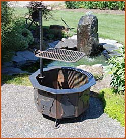 Steel Pits Custom Steel Fire Pits